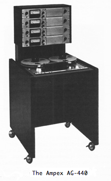 The Ampex 4 Track